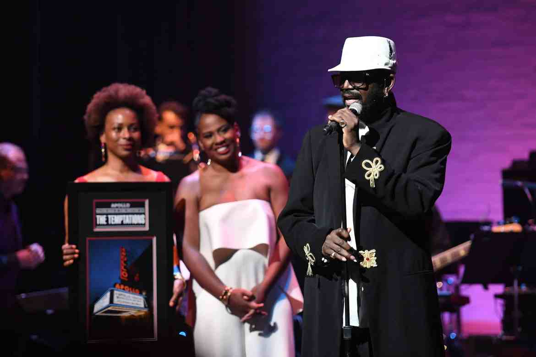 Otis Williams, Amanda Seales and Company Celebrate the