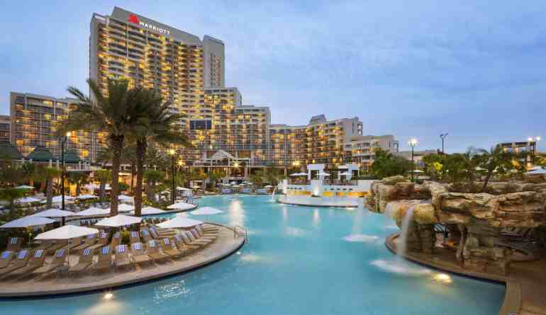Spend National Waterpark Day At The Coolest Hotel Pool In The World