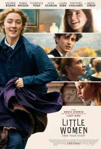 The Poster for Little Women