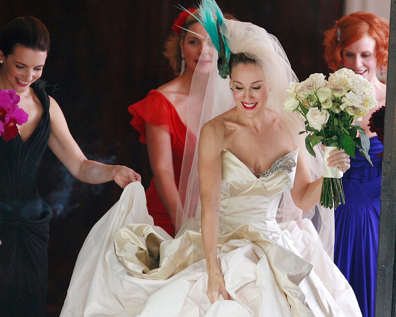 Sarah Jessica Parker's New Bridal Line Is From Your
