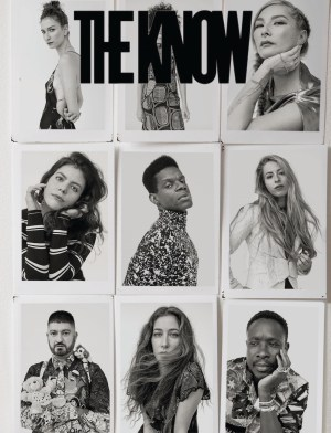 The Know Cover - Issue 2