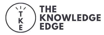 The Knowledge Edge
