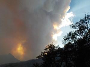 Sept 7/18 – Kayaking & Smoke