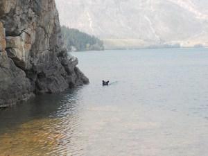 September 8 – Kayaking