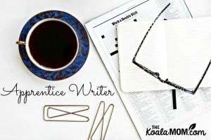 An Apprentice Writer