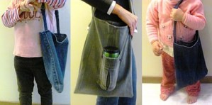 Mommy's New DIY Shoulder Bag