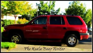 Finding a Family Vehicle: Our Dodge Durango