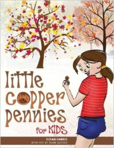 Book Review: Little Copper Pennies by Susan Harris
