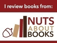 Are you nuts about books? Become a Graf-Martin Blogger!