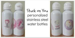 StuckonYou Personalized Products for Kids