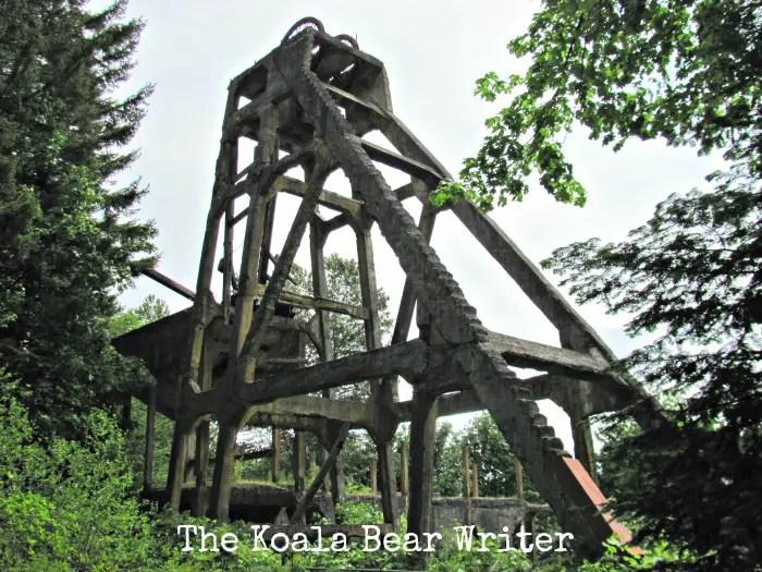 Morden Mine near Nanaimo, BC