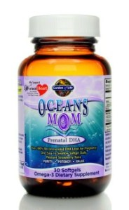 Garden of Life Vitamins and Omega 3s