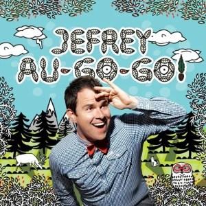 Jefrey Au-Go-Go's New Kids' CD