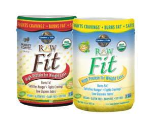 Lose Weight Naturally with Garden of Life