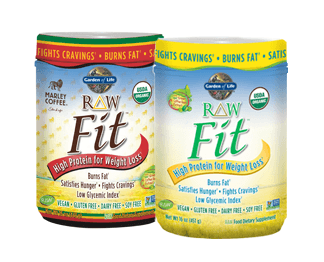 Lose weight naturally with RAW Fit smoothies