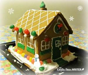 WW: Gingerbread House