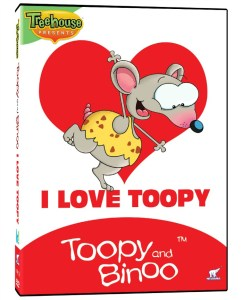 I Love Toopy and Binoo DVD Review