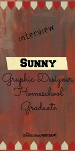 A Graphic Designer shares her Homeschool Experience