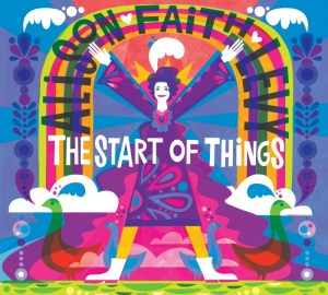 The Start of Things CD by Alison Faith Levy