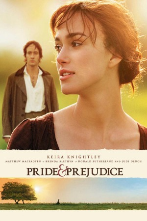 Pride and Prejudice movie with Keira Knightley