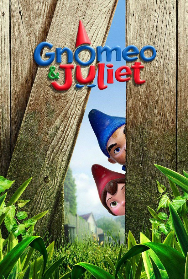 Gnomeo and Juliet - one of my favourite father-daughter movies