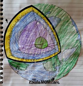 WW: Sunshine's Science Notebook
