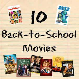 10 Back-to-School Movies
