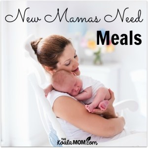New Mamas Need Meals