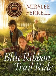 Blue Ribbon Trail Ride by Miralee Ferrell