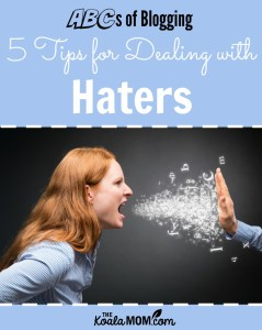 5 Tips for Dealing with Haters
