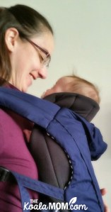 The Juno Baby Carrier by Mountain Buggy