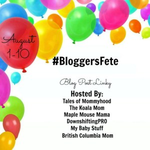 #BloggersFete 2016 Blog Linky & Giveaways!