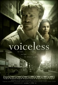 Voiceless: One Man. One Fight. The Ultimate Sacrifice.