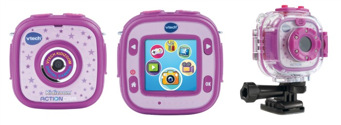 VTech Kidizoom Action Cam in purple