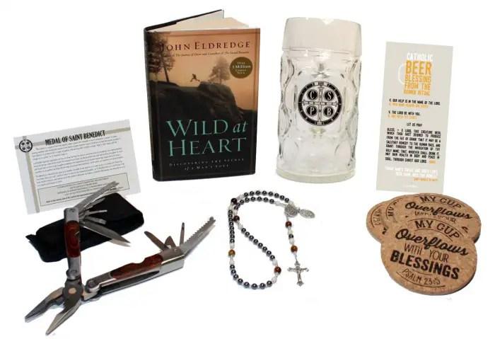 Man Catholic Gift Box