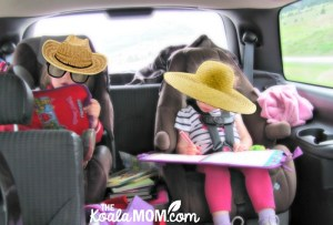 5 Favourite Ways to Keep Children Busy on Road Trips #5Faves Vol. 46