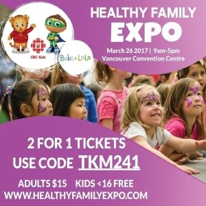 4th Annual Healthy Family Expo (with a Springfree Trampoline Giveaway!) #HFE2017