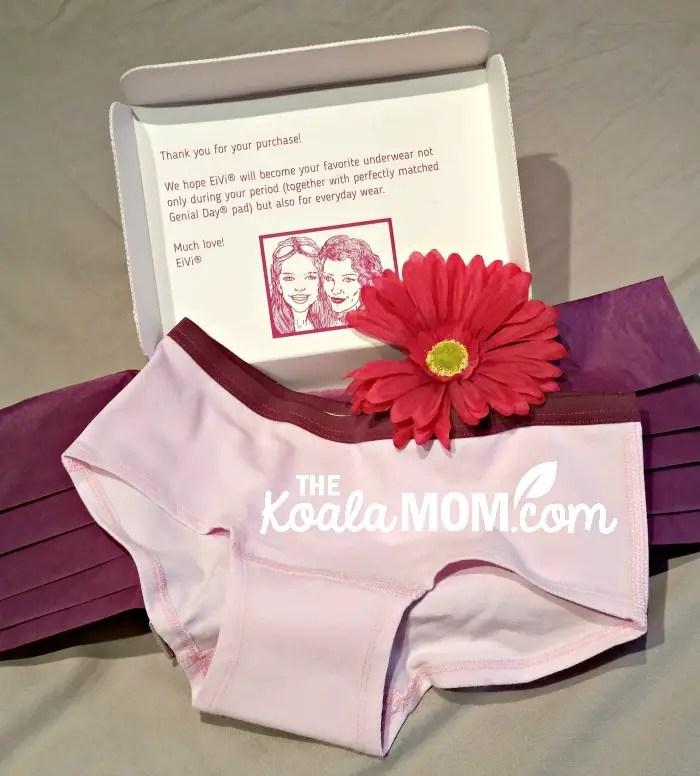 Genial Day cotton underwear for women