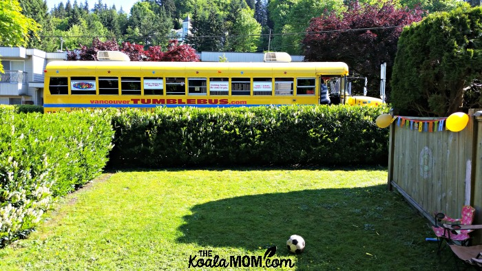 The Vancouver Tumblebus