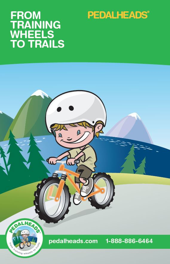 Pedalheads bike camps for kids of all ages!