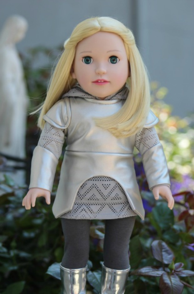 Dolls From Heaven : dolls, heaven, Saint, Dolls, Inspire, Faith, Imaginary, Girls!