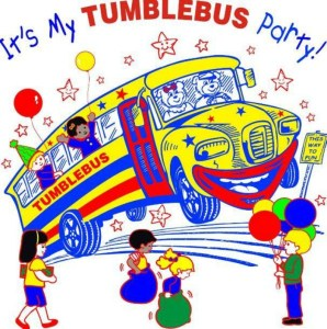 Birthday on a Bus: Lily's Vancouver Tumblebus Birthday Party!