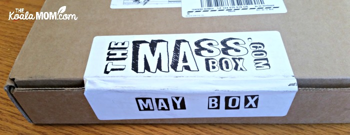 The May 2017 Mass Box for children