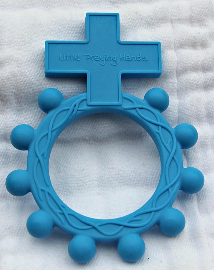 Rosary Ring Chew