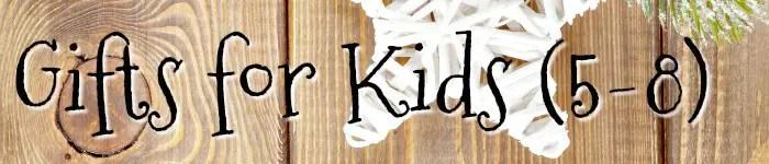 Gifts for Kids (5-8) - The Koala Mom's Ultimate Kids' Christmas Gift Guide