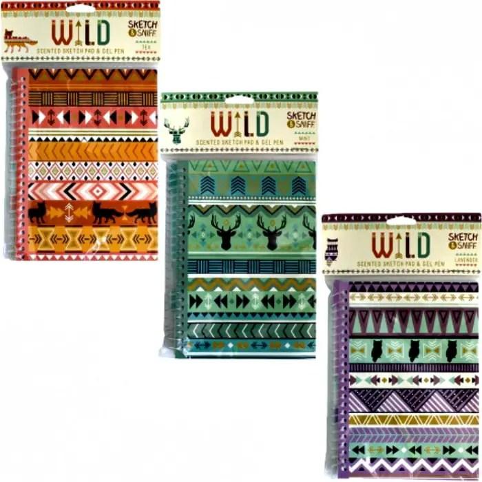 Wild Sketch Pad