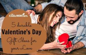 5 Durable Valentine's Day gift ideas for Your Love