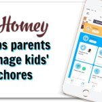 Homey helps parents manage kids' chores {app review}