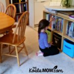 Our Homeschool Room Makeover: Maximizing a Small Space for Big Ideas