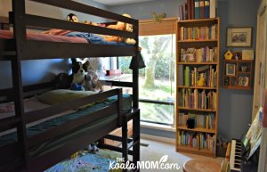 How a Triple Bunk Bed Maximizes Kids' Bedroom Space